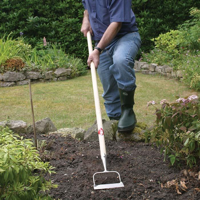 Sneeboer dutch hoe harrod horticultural uk for Picture of a garden hoe