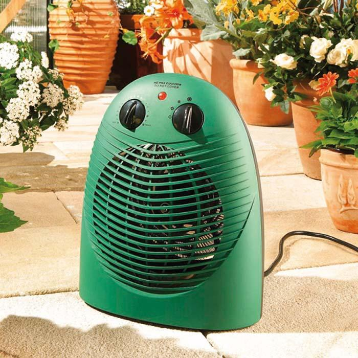 Montana Electric Heater Harrod Horticultural Uk