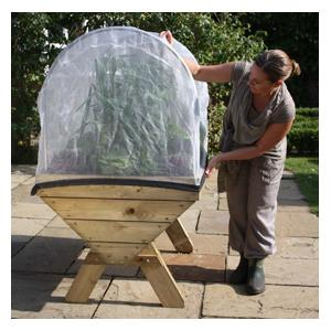 Designed Exclusively For The Maxi Manger Raised Planter, These Hoops And Cover Kits Sew Up Pest And Weather Problems In Two Easy Steps; Firstly, Pick