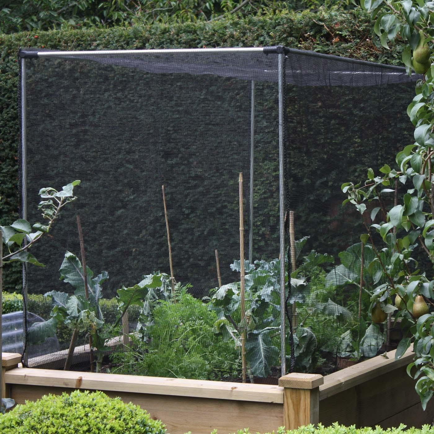 Build Your Own Vegetable Cages Harrod Horicultural