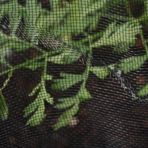 Black Insect Mesh Netting Is A Fine Mesh, Heavy-duty, Uv Stabilised, Long-lasting Insect Netting That Effectively Keeps Out Minute But Common Garden P