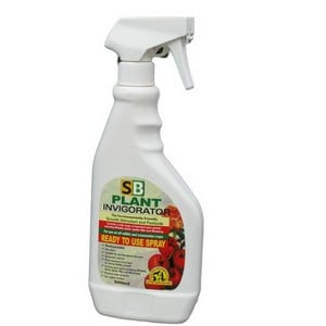 Sb Plant Invigorator Is For The Control Of A Wide Range Of Pest Species Including, Whitefly, Aphid, Spider Mite And Mealybug. It Also Controls Powdery
