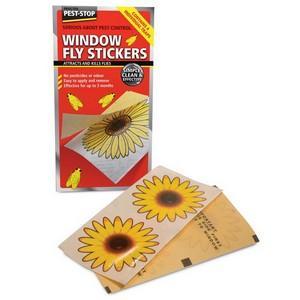 Window Fly Stickers