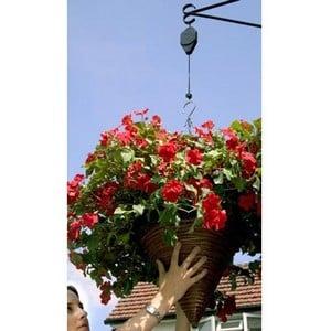 Hi-lo Hanging Basket Support