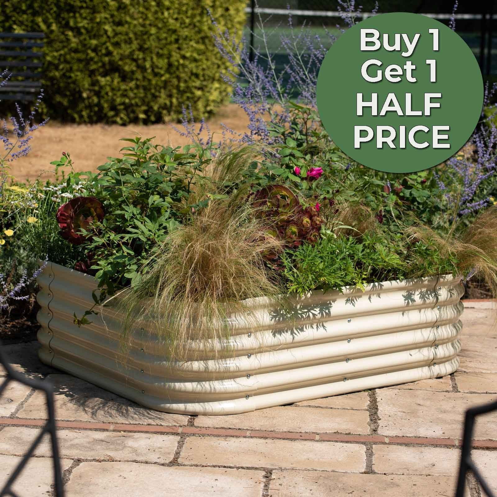 Picture of: Modular Steel Raised Bed Harrod Horticultural