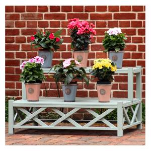 2 Tier Decorative Pot Stand