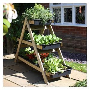 Maxi A-frame Vegetable Garden