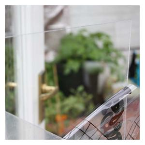 Your Greenhouse Plants Will Benefit Greatly From The Protection Afforded By These Clear Acrylic Sheets And With Innumerable Uses Around Both The Home