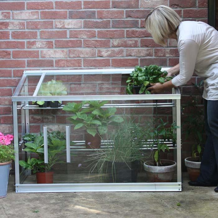 Lean To Cold Frame