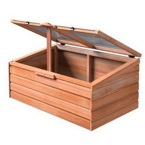 Growhouse Classic Cedar Coldframe