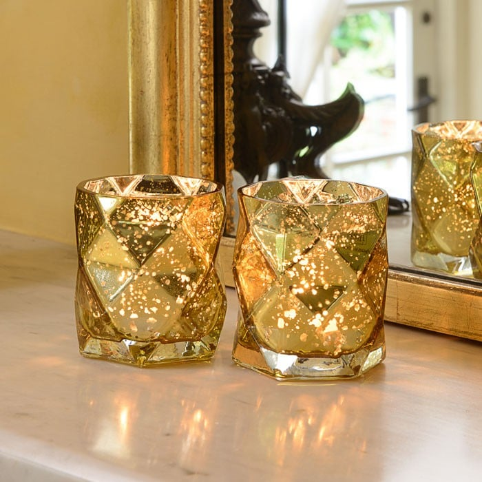 luxury glass tea light holders harrod horticultural. Black Bedroom Furniture Sets. Home Design Ideas