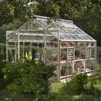 Harrod Superior Greenhouse - Antique Ivory