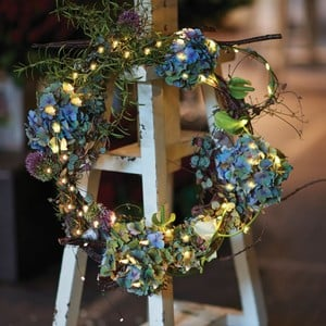 Indoor Led Decoration Or Wreath Dot Fairylights