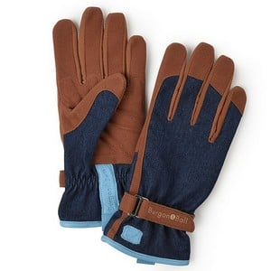 Denim 'love The Glove' Gloves