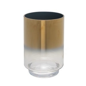 Hurricane Large Glass Candle Holder By Sia
