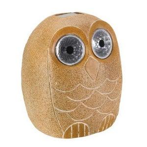 Large Solar Owl Light