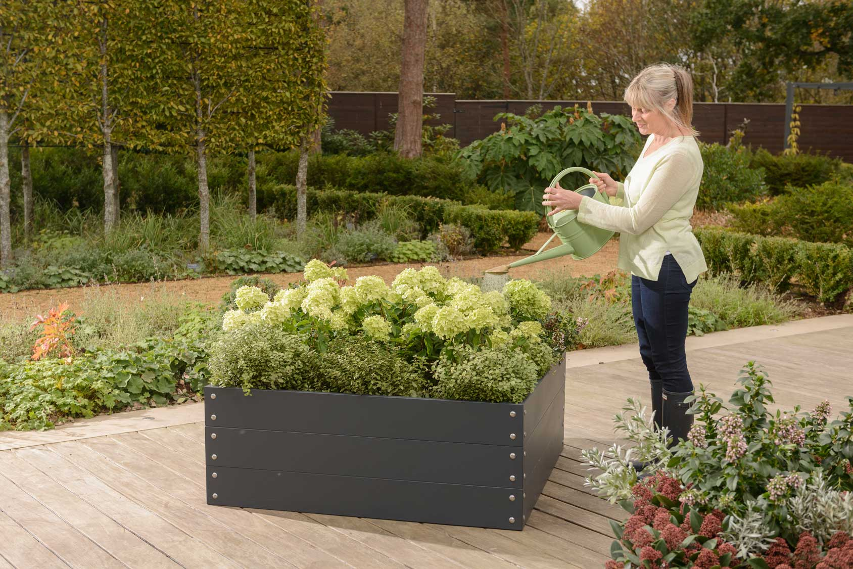 Picture of: Harrod Standard Metal Raised Beds Harrod Horticultural