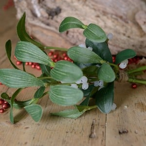 Mistletoe Bunch By Floral Silk