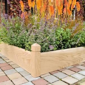 Oak Raised Beds