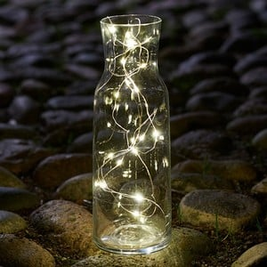 Stars, Flowers And Twinkle String Lights For Every Decorational Purpose All Year Round. You Can Decorate The Delicate Wires As They Are In A Glass Vas