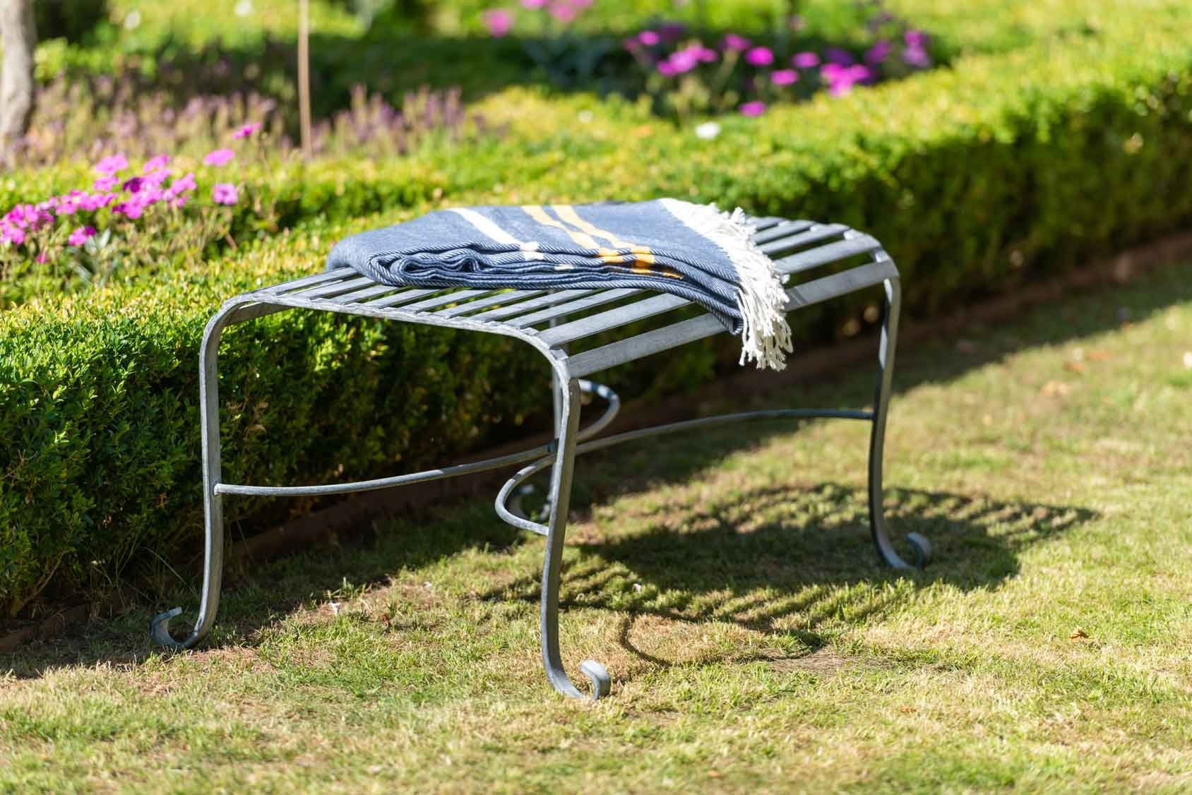 Picture of: Southwold Garden Bench Backless Harrod Horticultural
