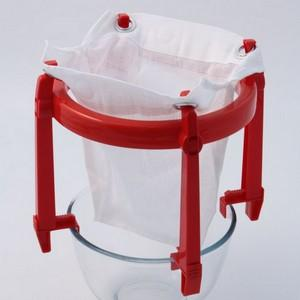 Strainer Bag And Stand