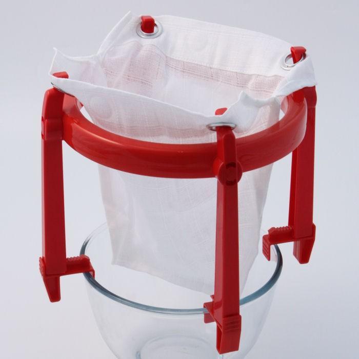 Strainer Bag And Stand Harrod Horticultural Uk