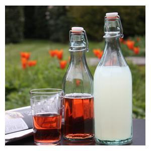 Roma Glass Bottles