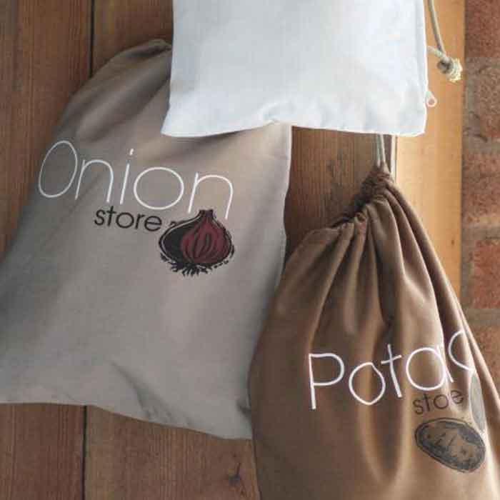 Vegetable Storage Bags