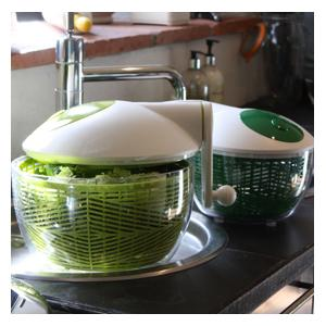 Deluxe Salad Spinner Small