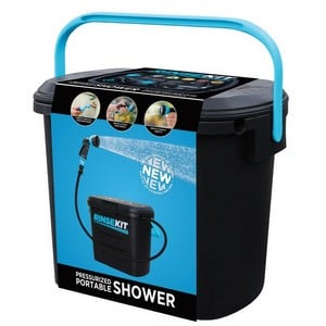 Rinsekit Portable Watering System