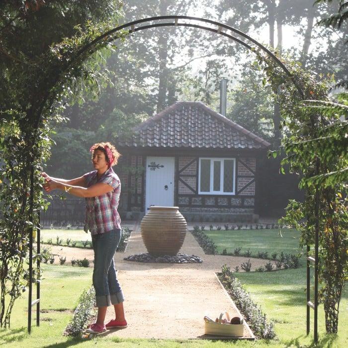 Roman Garden Arch Harrod Horticultural Uk