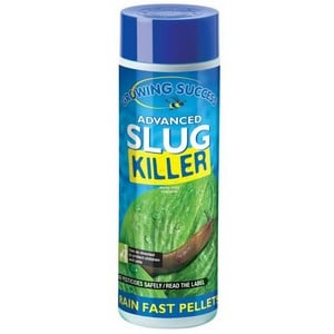 These Organic Blue Advanced Slug Pellets Are Eventually Returned To The Soil After Being Broken Down By Micro-organisms (into Iron And Phosphate) And