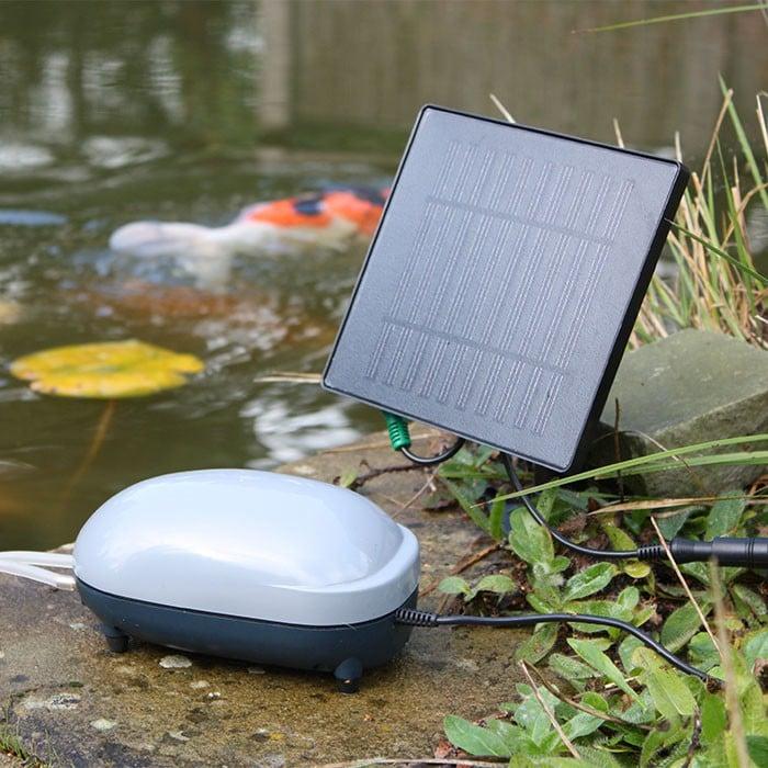 Solar pond oxygenater harrod horticultural uk for Pond oxygenator