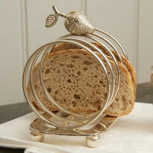 A Welcome Addition To The Breakfast Table, The Toast Rack Measures 16cm H X 12cm W X 9cm D And Is Silver Plated For A Long Lasting Timeless Finish. Th