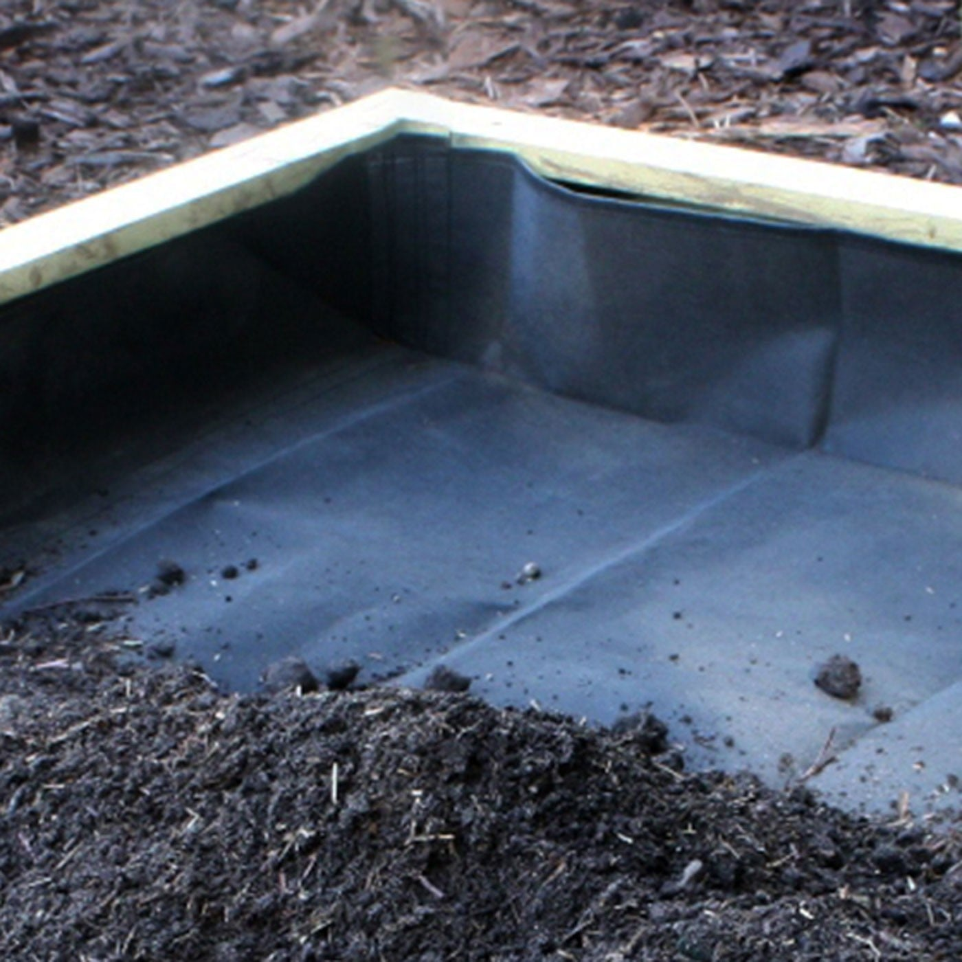 Allotment Amp Standard Wooden Raised Bed Liners Harrod