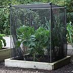Aluminium Vegetable Cage Kit (1.5m high)