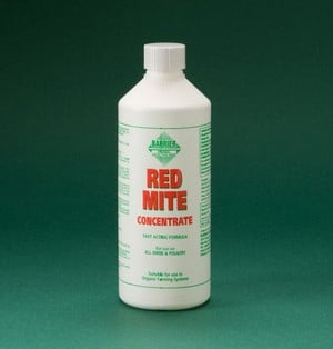Barrier Red Mite Concentrate 500mls