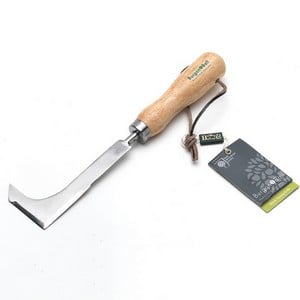 The Burgon And Ball Block Paving Knife Is A Brilliant Slimline Tool To Remove Weeds, Moss And Other Debris From The Fine Gaps Between Block Paving On