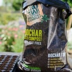 Carbon Gold Bio Char Seed Compost