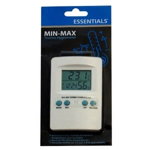 Get A Handle On Exactly Whats Happening In Your Greenhouse With Our Thermometer Hygrometer Designed To Give Your Seedlings And Young Plants The Very B