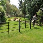 Estate Fencing & Optional Gate