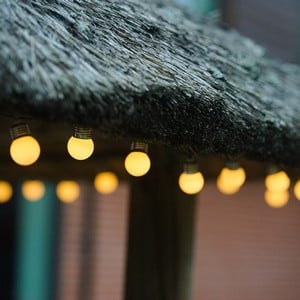 Festoon LED Lighting with Timer - Indoor/Outdoor