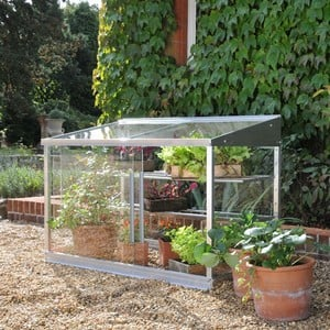 Half Growhouse Mini Greenhouse