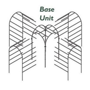 Harrod Bisecting Pergolas - 4 Way