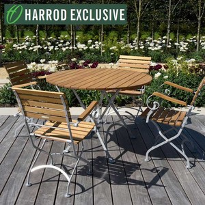 Harrod Garden Dining Table & Chairs