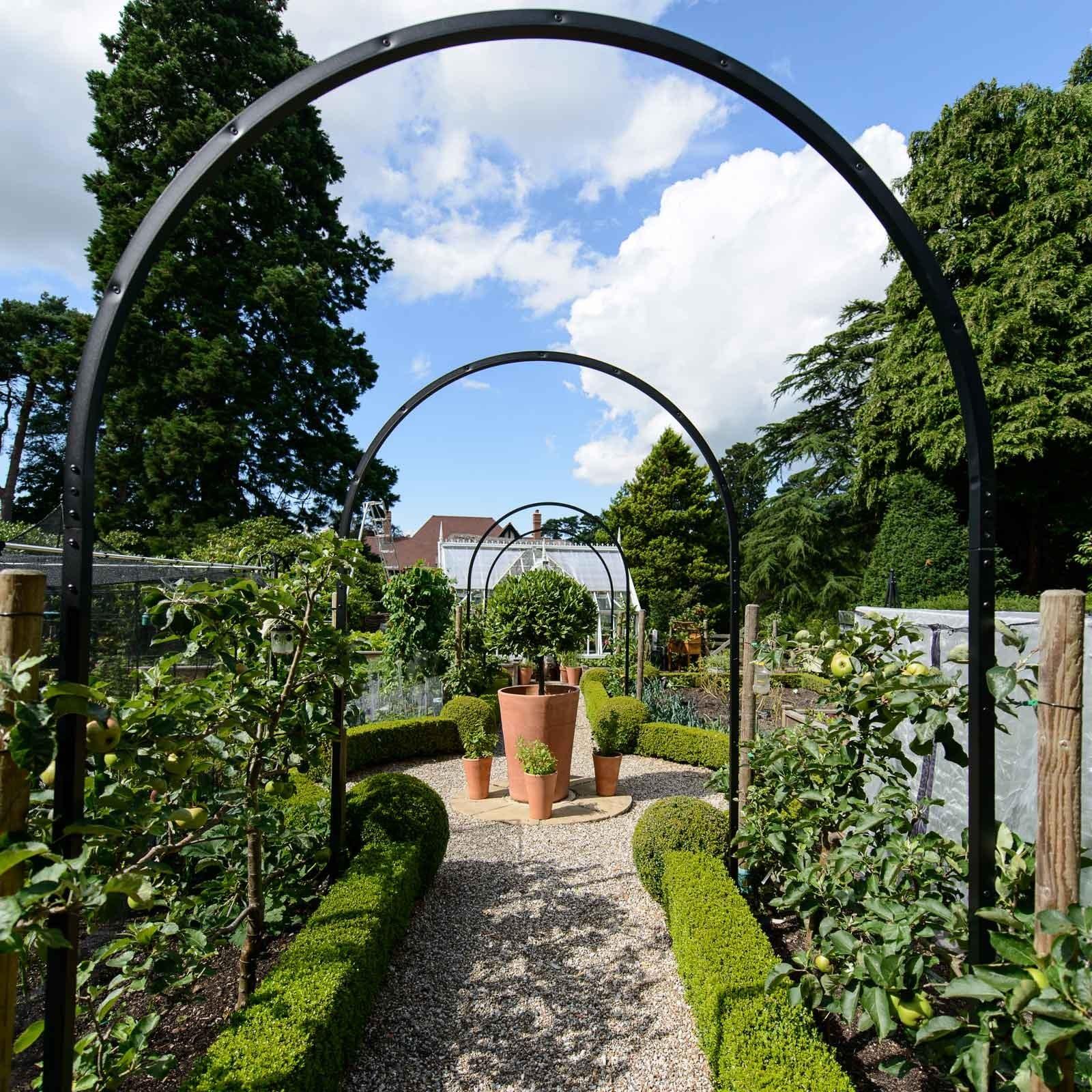 Harrod Single Hoop Garden Arch