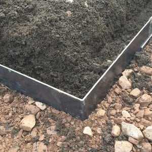 Harrod Steel Edging