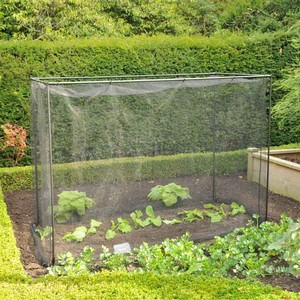 Harrod Stormproof (Black 1.2m H) Frame Saver Vegetable Cage