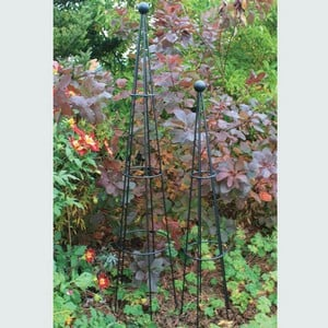 Harrod Vintage Cone Wire Obelisks